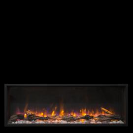 Livin' flame inbouwhaard Noville