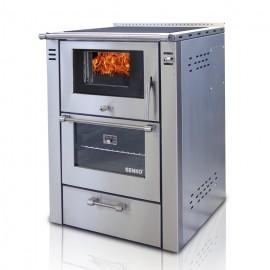 SENKO Cooker Solid fuel met oven - SG-60