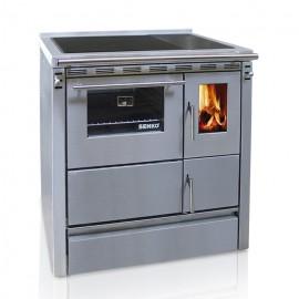 SENKO Cooker Solid fuel met oven - SG-75