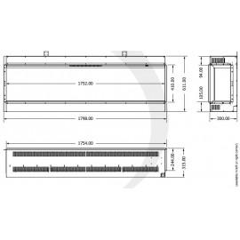 ELEMENT4 (INBOUW HOEK) BIDORE-180-E