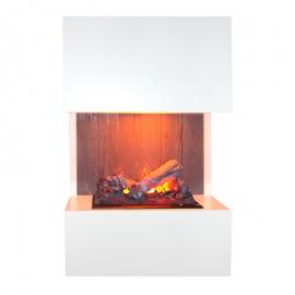 Livin' Flame Inzethaard Opti-Myst 25 Grijs