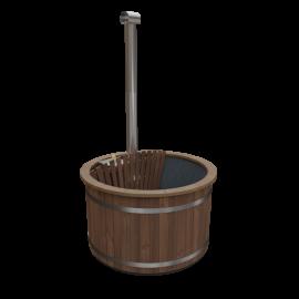 Welltub 160 woody - compact
