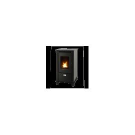 Livin' flame pelletkachel 8kW Tromvik