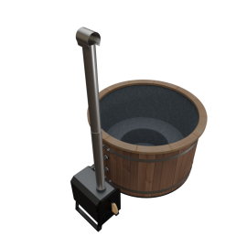 Welltub 160 - woody extended