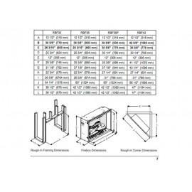 Dimplex Revillusion Firebox 36''