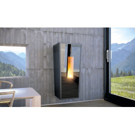 Pelletkachel CALUX forma glass - 12kW